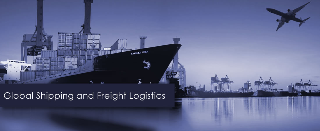 Glabal Shipping by Air & Sea Freight